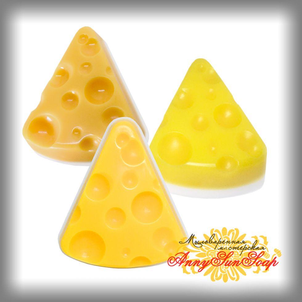 """Мыло """"Сыр"""""""