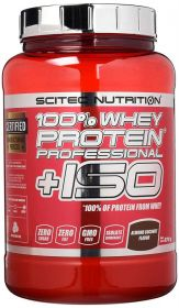 Whey Protein Prof.+ISO от Scitec Nutrition 870 гр. 29 порций