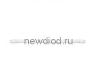 Лампа светодиодная LED-T8R-1565М-600-standard 15Вт 230В G13R 6500К 1350Лм 600мм матовая поворотная ASD