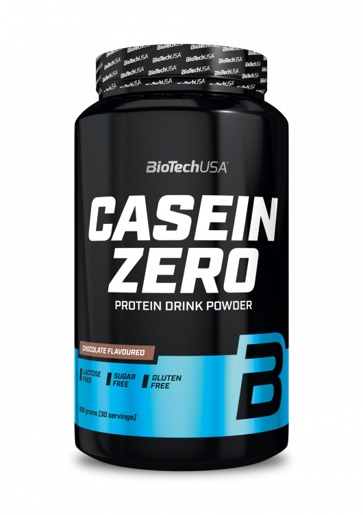 Casein Zero от BioTech USA 908 гр