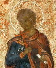 Икона Филимон Кизический мученик