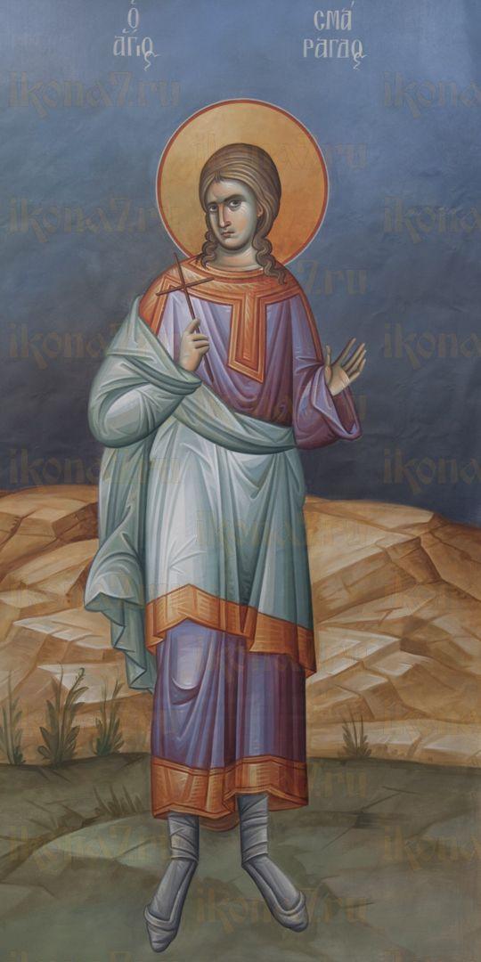 Икона Смарагд Севастийский мученик