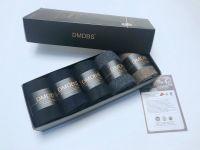 Люкс носки мужские ( кашемир)  в коробке №AF150