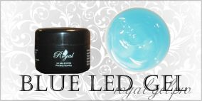 BLUE LED ROYAL GEL 30 мл
