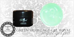 CREAM MODELLAGE GREEN ROYAL GEL 30 мл