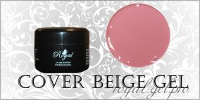 COVER BEIGE ROYAL GEL 30 мл