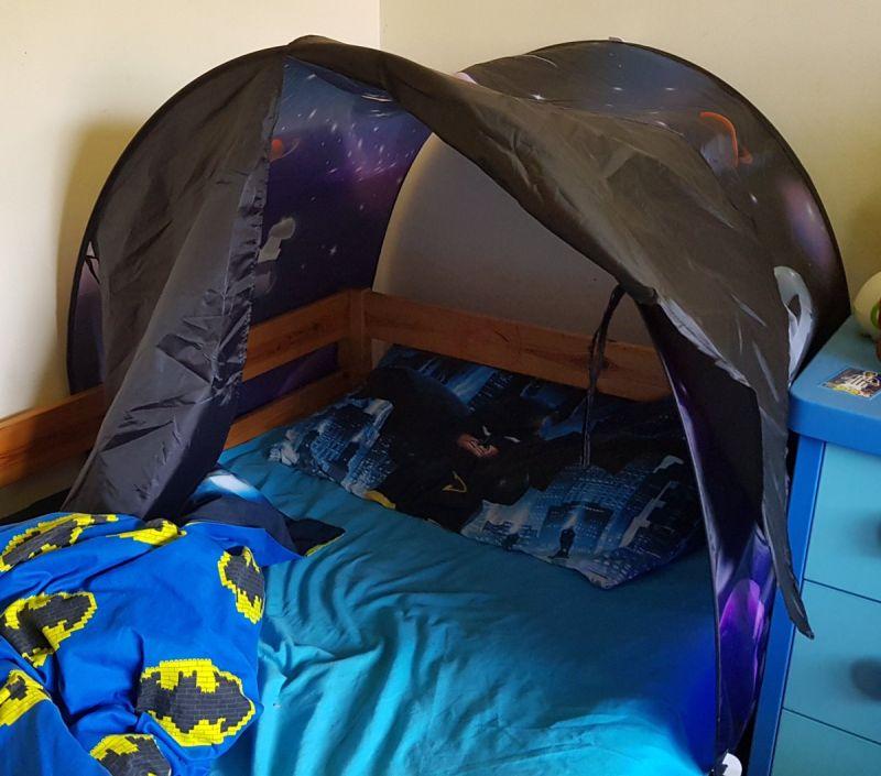 Детская Палатка Мечты Dream Tents, Цвет Черный