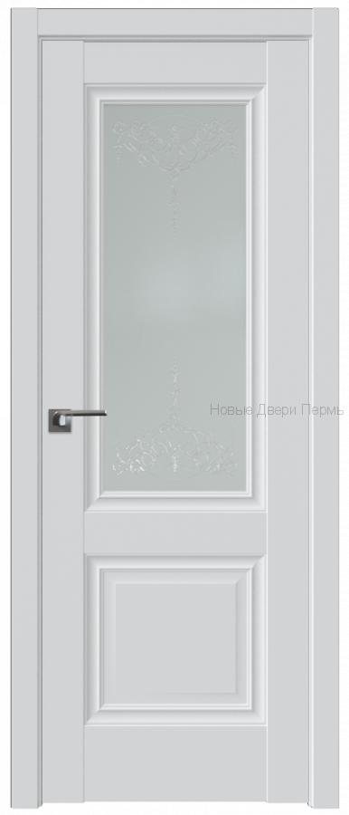 2.37U АЛЯСКА стекло ФРАНЧЕСКА КРИСТАЛЛ - PROFIL DOORS межкомнатные двери