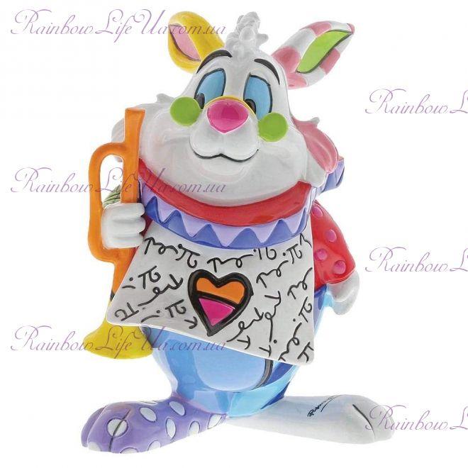 """Фигурка мини белый Кролик """"Disney. Britto"""""""