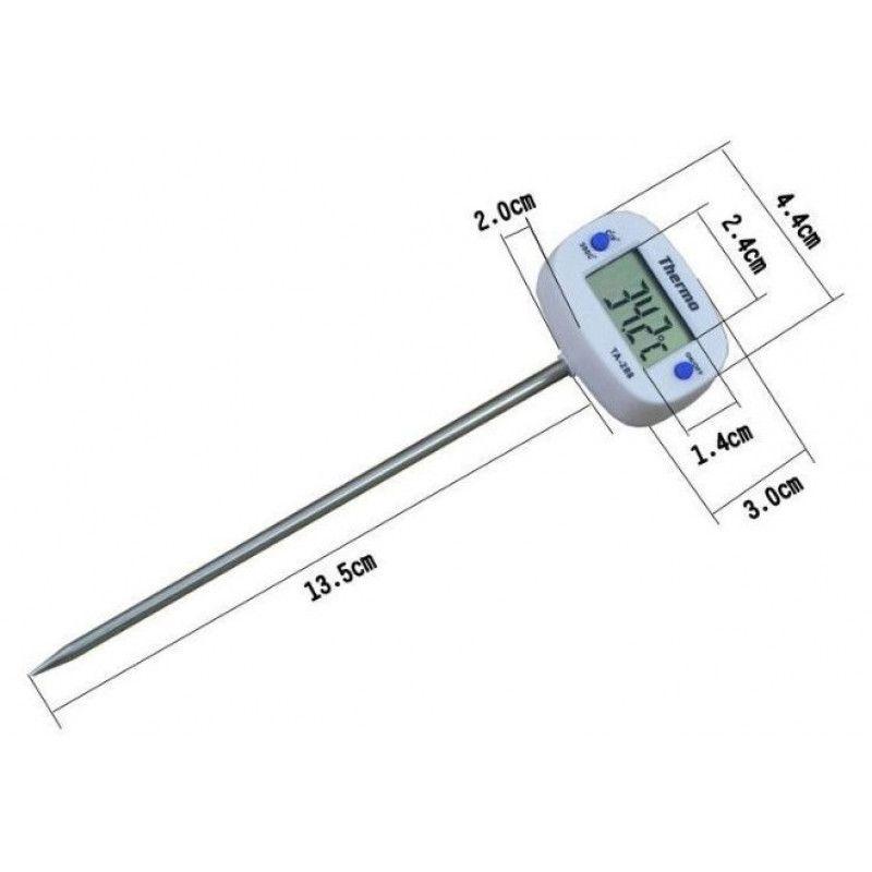 Кулинарный электронный поворотный термометр TA-288
