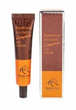 Jeju Mayu Complete Eye Cream Крем для глаз с лошадиным маслом для сухой кожи,  45 мл