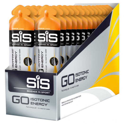 SIS - Go Isotonic Energy Gel