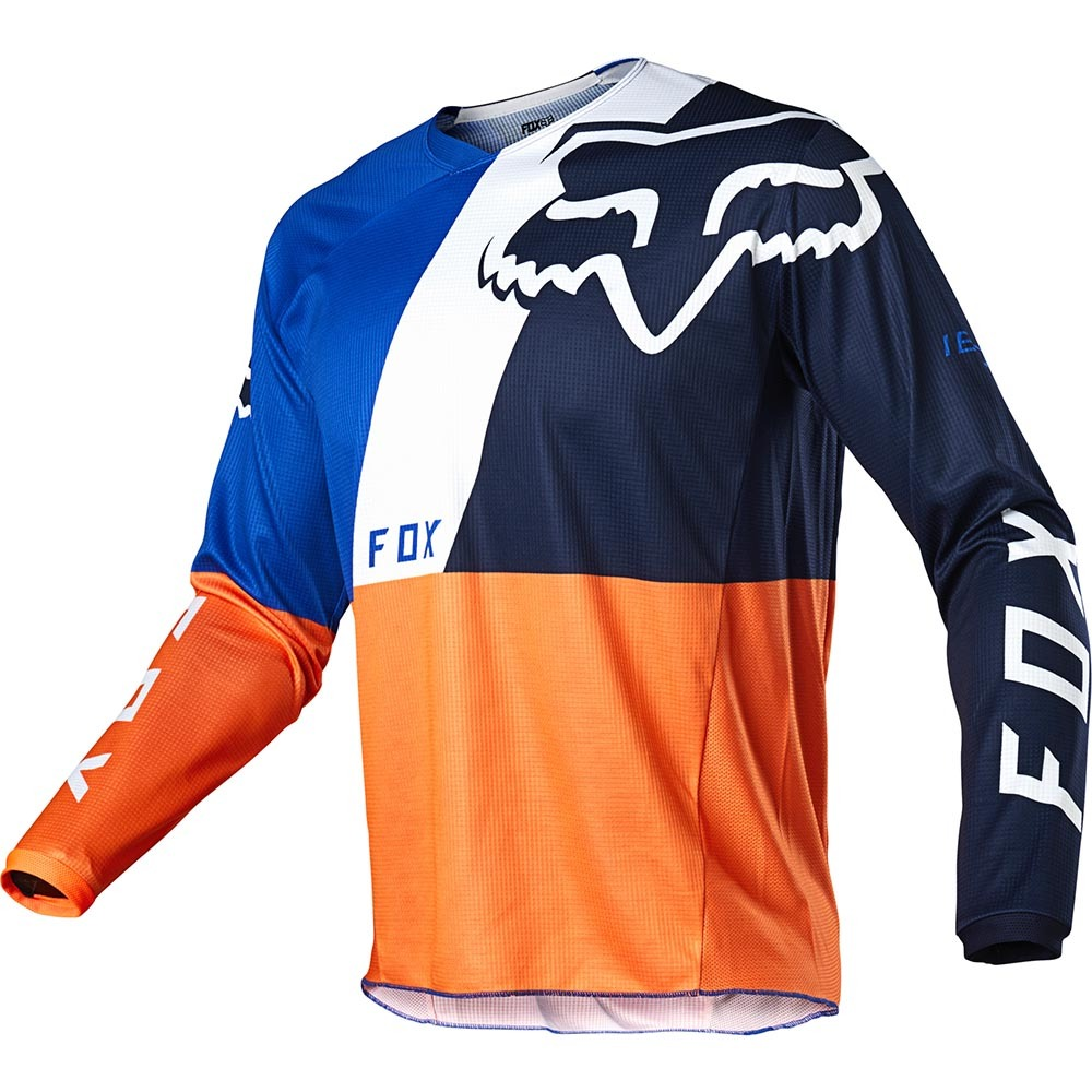 Fox - 2020 180 LOVL SE Orange/Blue джерси, оранжево-синее