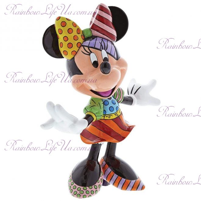 "Фигурка Минни Маус ""Disney. Britto"""