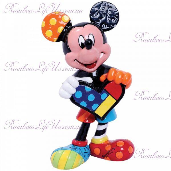 """Фигурка Микки Маус с сердцем """"Disney. Britto"""""""