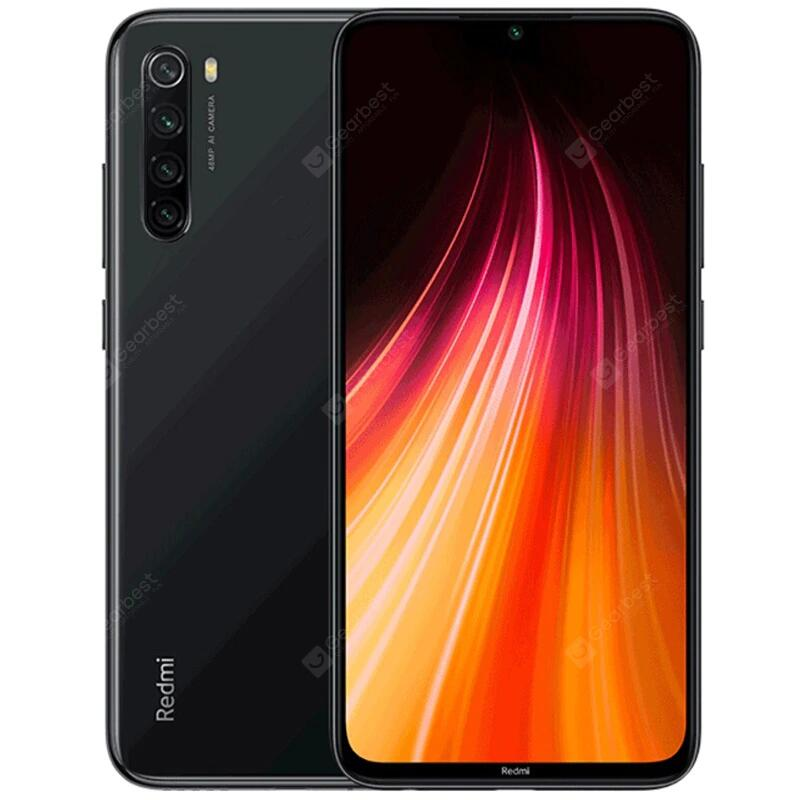 Xiaomi Redmi Note 8T 4/64 Gb Black