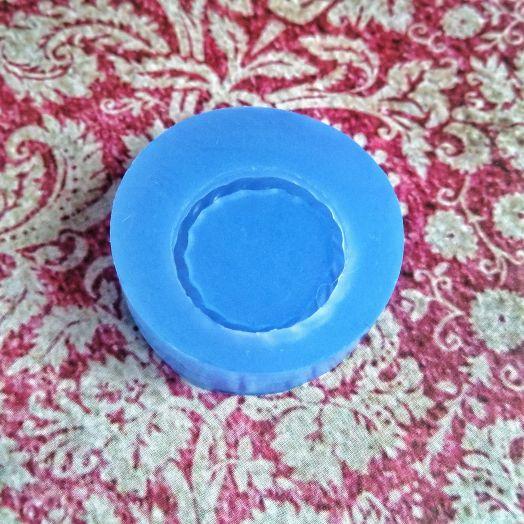 Молд силиконовый Песочный корж, 20мм
