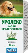 Уролекс капли урологические для собак, фл. 50 мл