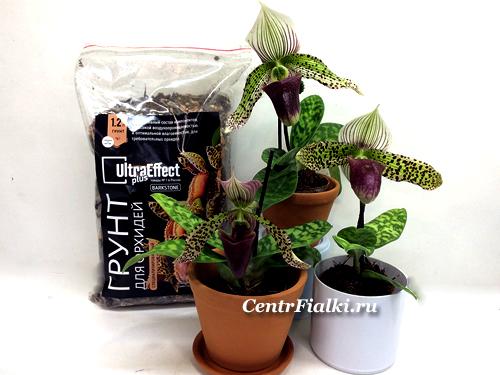 "Грунт для орхидей ""UltraEffect +barkstone"" 1,2л"