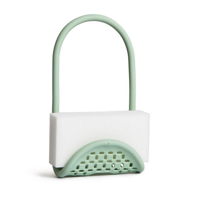 Держатель для губок SLING FLEXIBLE SINK CADDY (цвет зеленый)