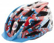 Шлем велосипедный детский Uvex Air wing 4426.1015