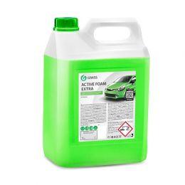 Активная пена Grass Active Foam Extra (6кг) цена, купить в Челябинске/Автохимия и автокосметика