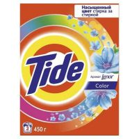 "TIDE ""Color с ароматом Lenor"""
