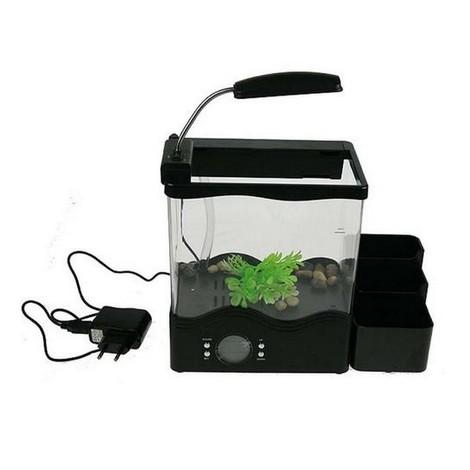 Настольный  аквариум - органайзер