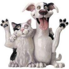 Кот Джек и пес Джил