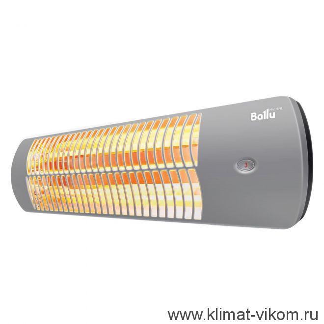 Инфракрасный обогреватель ламповый BIH-LW2-1.5   1.5кВт