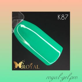 K87 Royal CLASSIC гель краска 5 мл.