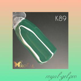 K89 Royal CLASSIC гель краска 5 мл.