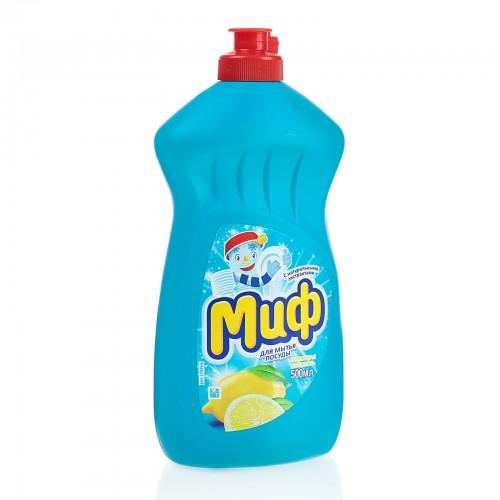 """МИФ """"Лимонная свежесть"""" 500 мл."""