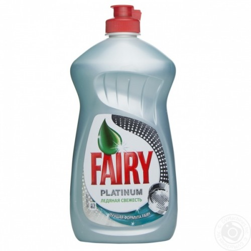 "FAIRY ""Platinum  Ice Fresh"" 430 мл."