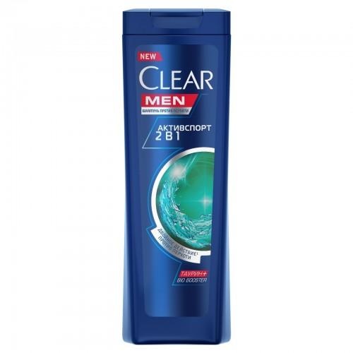 """Clear Men """"Актив Спорт"""" 2в1 200 мл."""