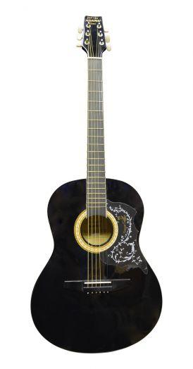 ADAMS CAG-500 BK Гитара акустическая
