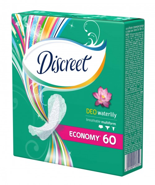 """Discreet """"Deo Waterlily"""" 60"""