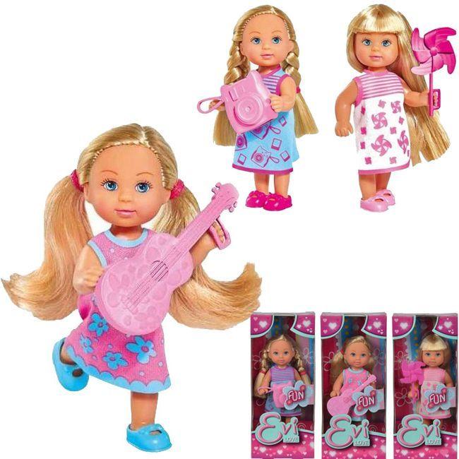 ЕВИ Кукла с аксессуаром 12 см
