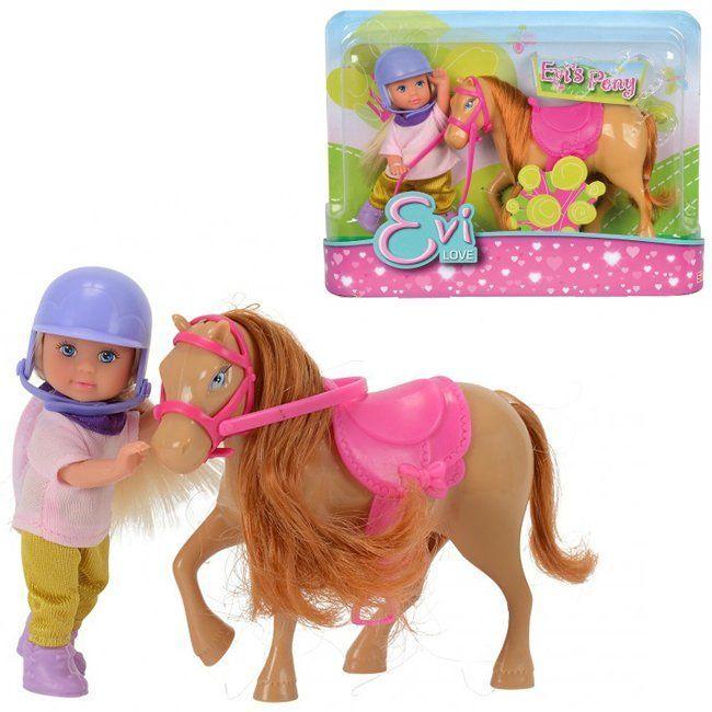 ЕВИ Кукла с пони