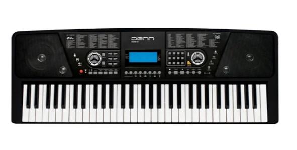 Синтезатор DENN DEK610