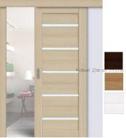 Раздвижная дверь La Stella 206 Экошпон 4 цвета