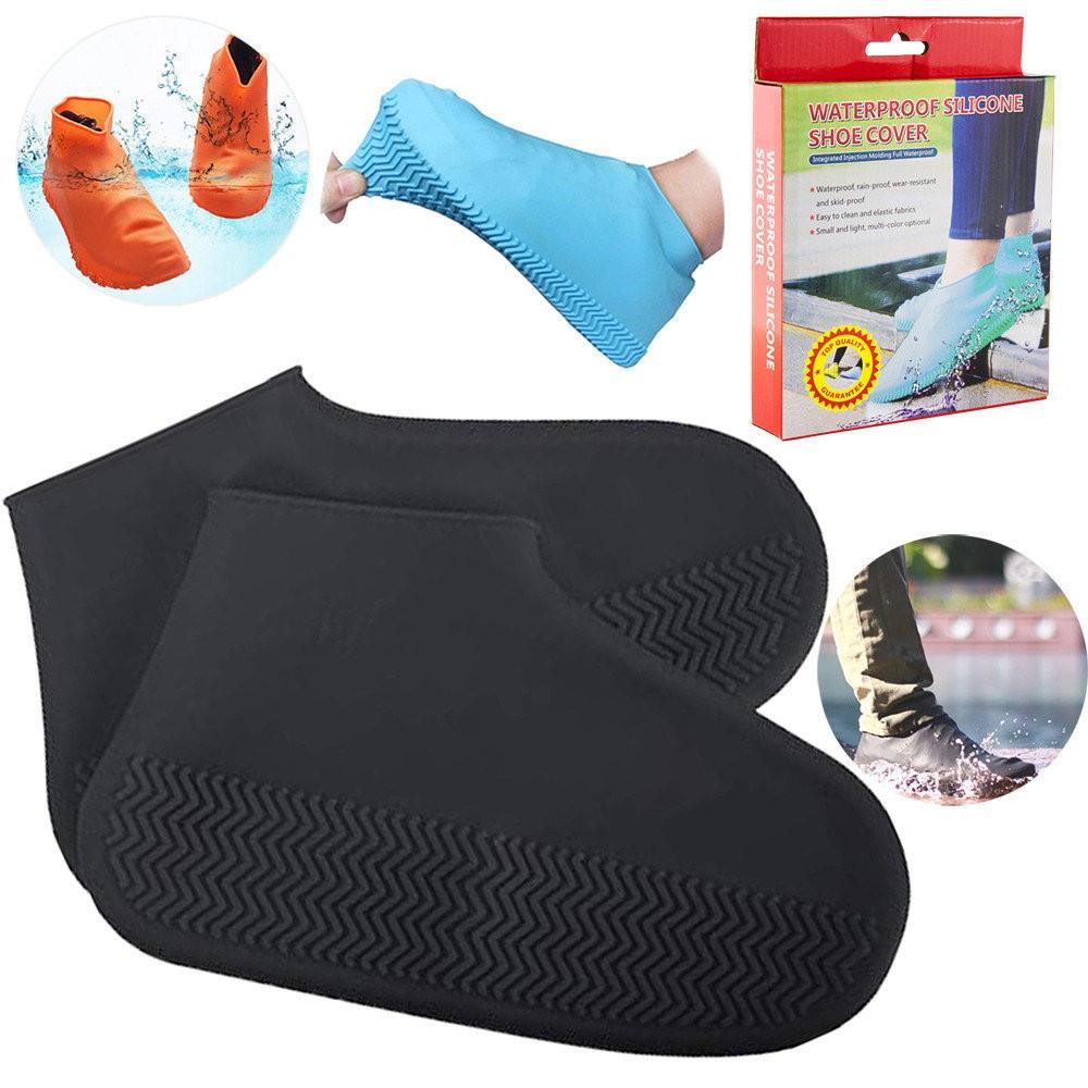 Защитные чехлы для обуви водонепроницаемые L