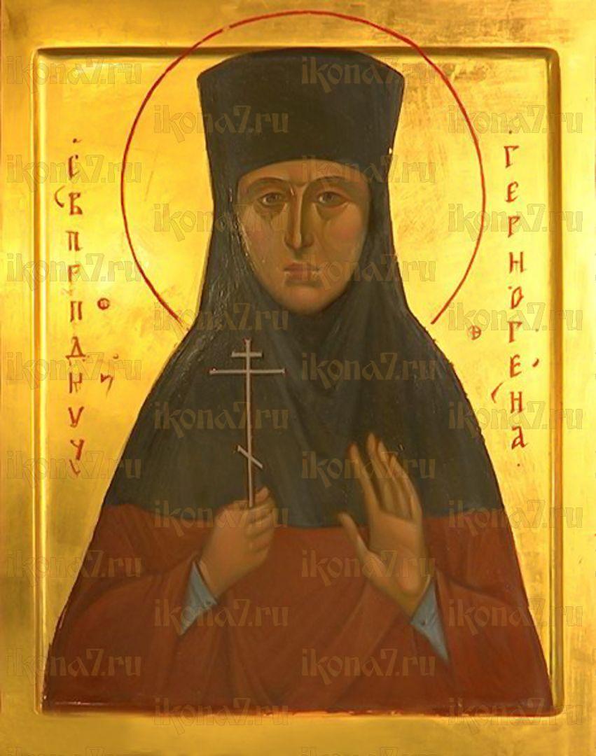 Икона Гермогена Кадомцева преподобномученица