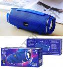 Колонка универс.с радио Borofone BR3 microSD BT 5.0 синий