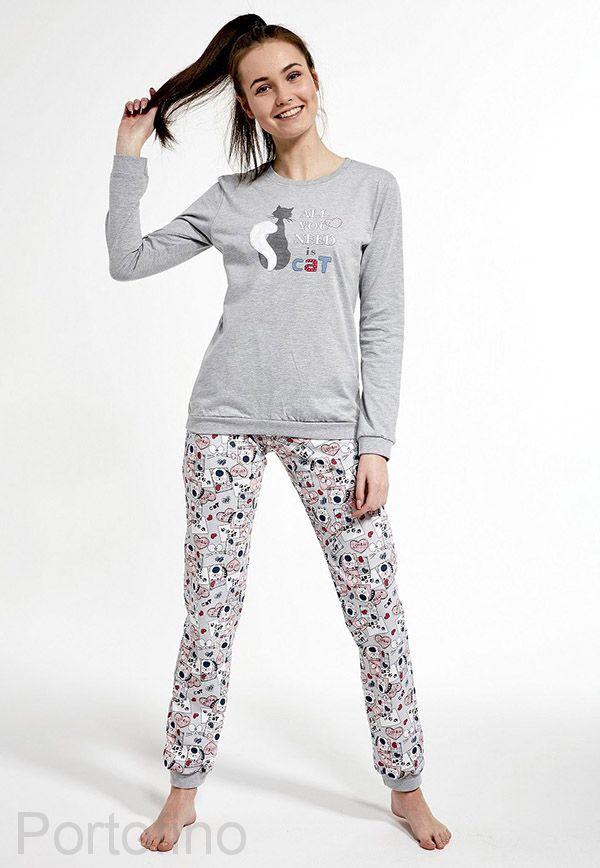 274-35 Пижама подростковая девочки Cornette