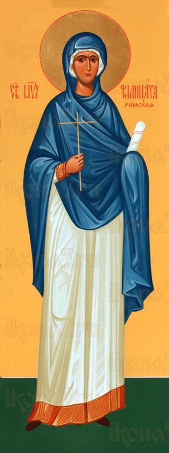 Икона Филицата Римская мученица