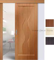 раздвижная дверь вираж без стекла