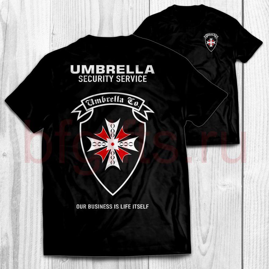 Футболка Umbrella corp.