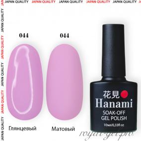 Гель лак HANAMI M044