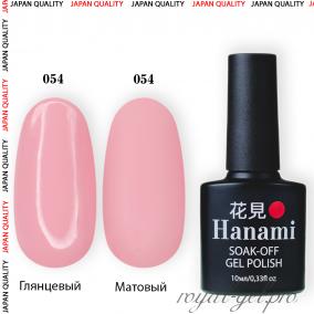 Гель лак HANAMI M054